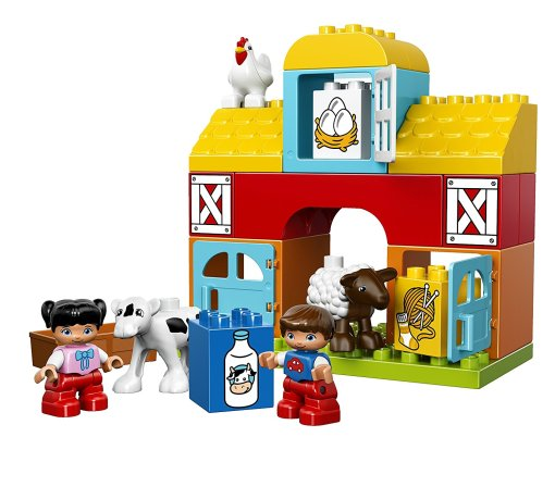 Lego Duplo Educational Farm toy