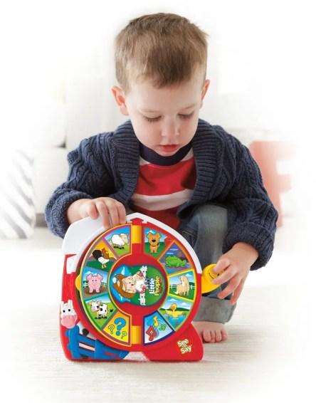 Fisher Price Farm Toy