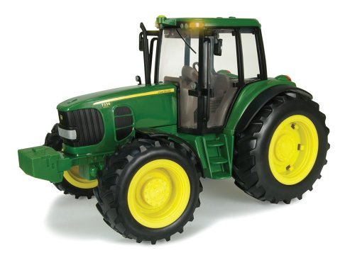 John Deere Tractor with Lights and Sounds