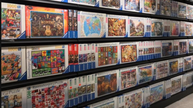 Where to buy ravensburger puzzles