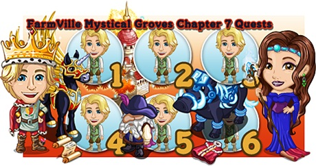 Farmville Mystical Groves Chapter 7 Quests