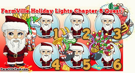 FarmVille Holiday Lights Chapter 8