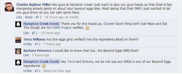 Beyond Eggs Non-GMO