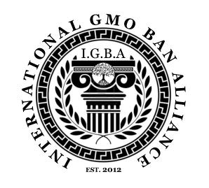 GMO BAN ALLIANCE LOGO