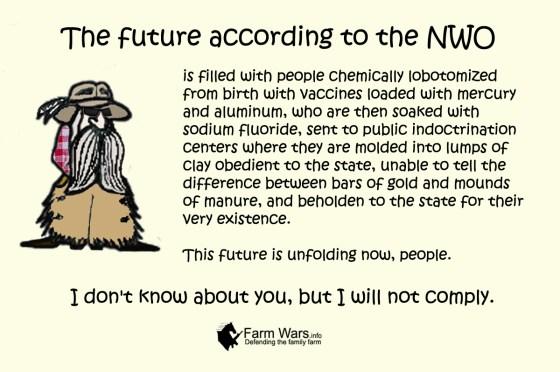 NWO Future Dusty