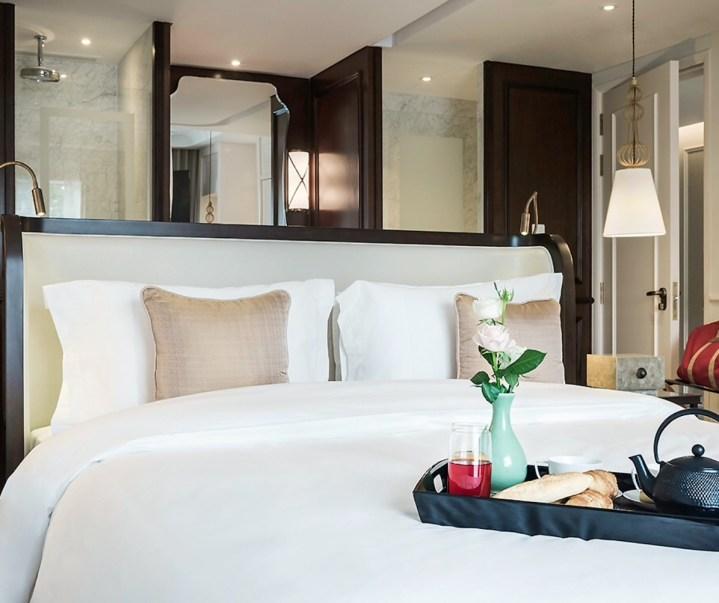 Hotel des Arts Saigon, a new hotel in Vietnam's Ho Chi Minh City