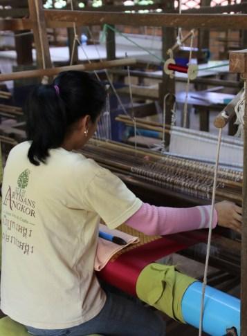 Artisans Angkor Siem Reap Cambodia Asia