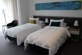 The Quarters at Flinders Hotel, on Victoria's Mornington Peninsula