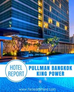 Renovations update Pullman Bangkok King Power...