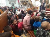 dětská mše sv. na 1.neděli adventní