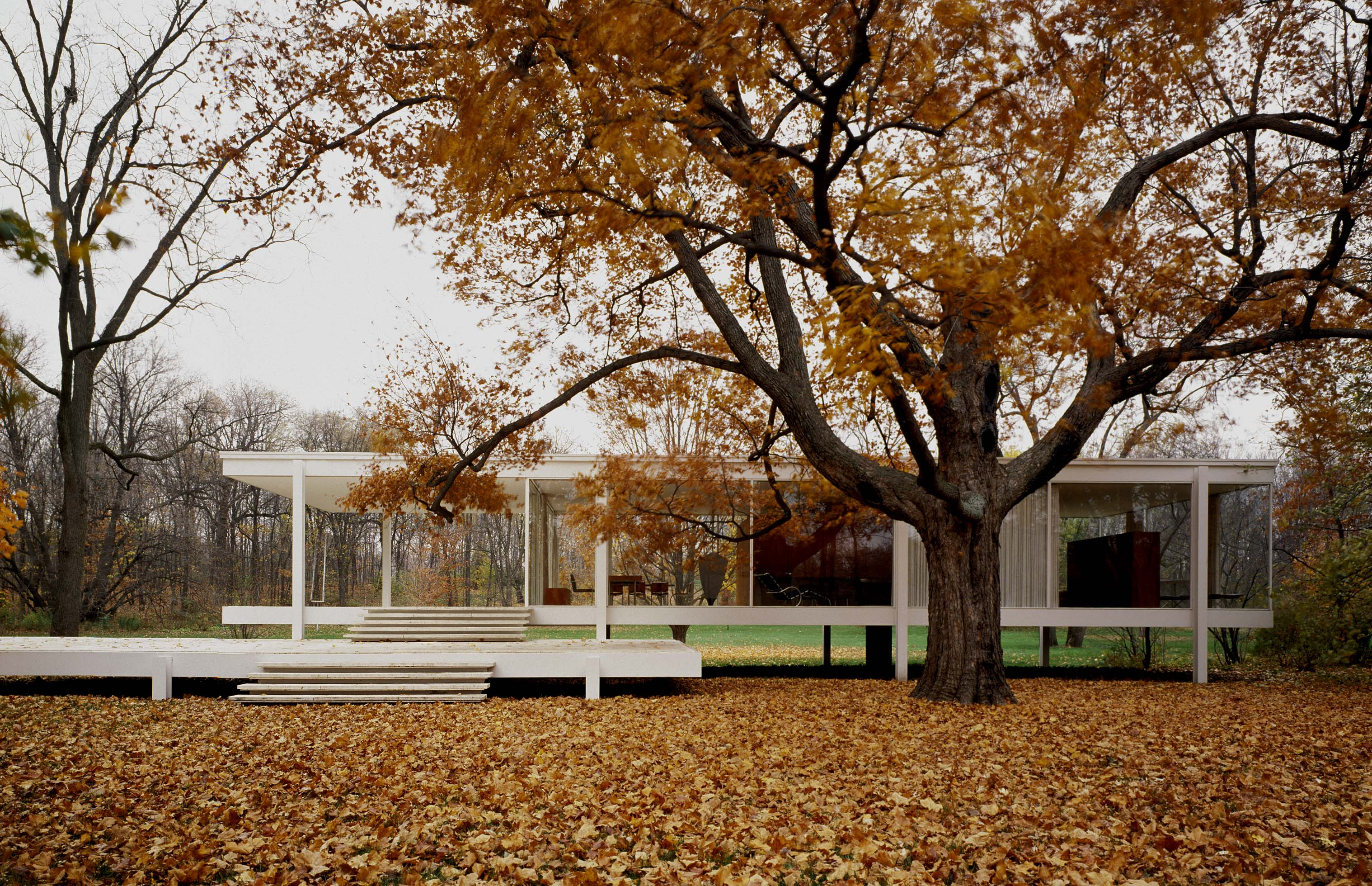 About  Farnsworth House