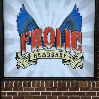 Frolic Exton Digitally Printed Window Wrap