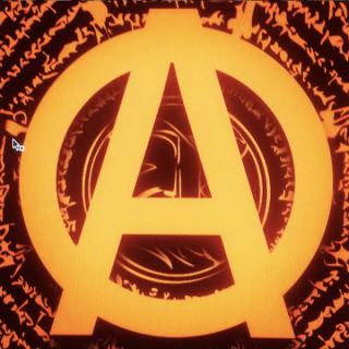 Anarchy logo Brand Creation
