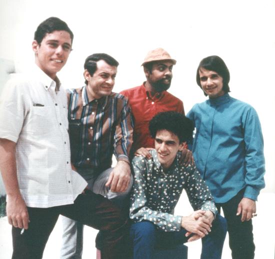 RC119site (60s - Com Chico Buarque, Geraldo Vandré, Gilberto Gil e Caetano Veloso)