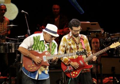 Manoel e Felipe Cordeiro
