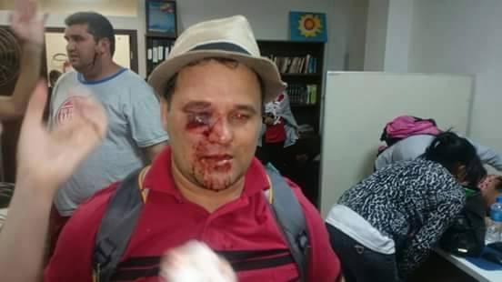 Professor Márcio Henrique dos Santos - Fotos: Facebook