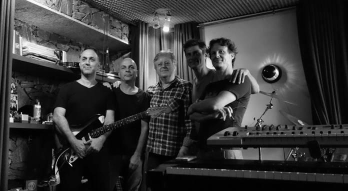Ensaio da banda Metrô - Foto: Divulgação
