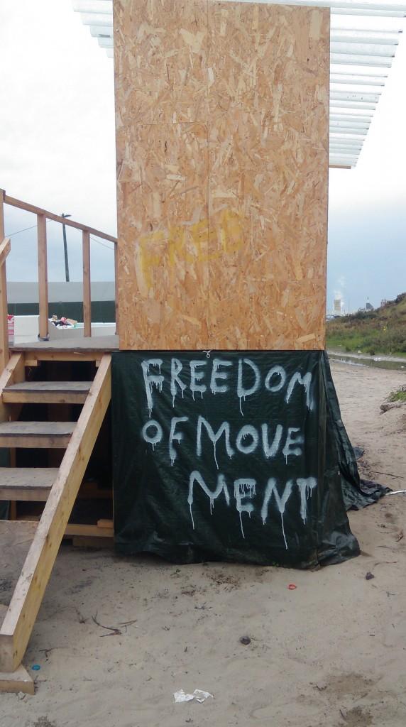 Liberdade de ir e vir