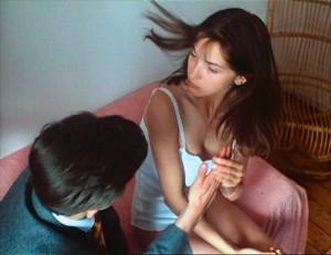 Cena capturada do filme 'Je vous salue, Marie'