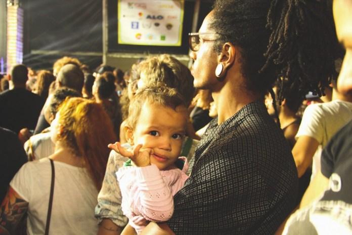...e na plateia. foto Rômulo Juracy/Favela Sounds
