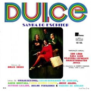 Samba do Escritor (1968), de Dulce Nunes
