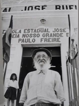 Paulo Freire revisita Angicos