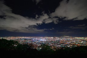 Sapporo, the main city of the Isle (www.mikeblender.com)