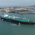 Se reactiva la importación de gas natural en Altamira