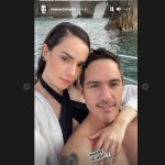 Mauricio Ochman presume sus vacaciones con su nueva pareja