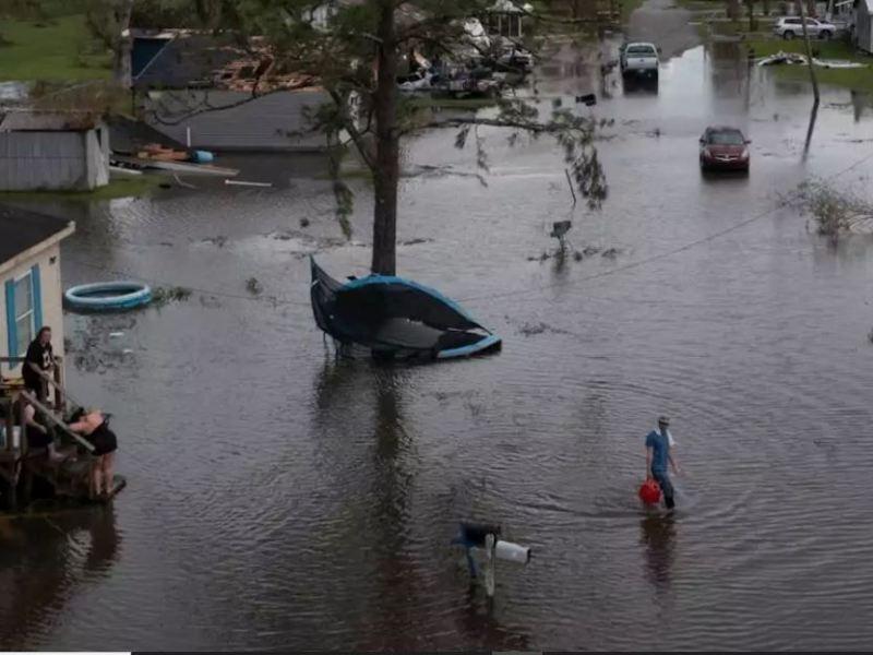 Huracán Ida dejará sin luz a miles en Luisiana