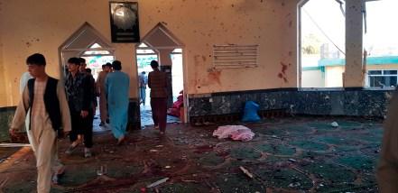 atentado mezquita