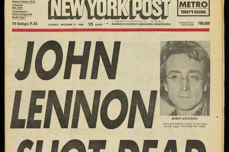 Hoy cumpliría años John Lennon