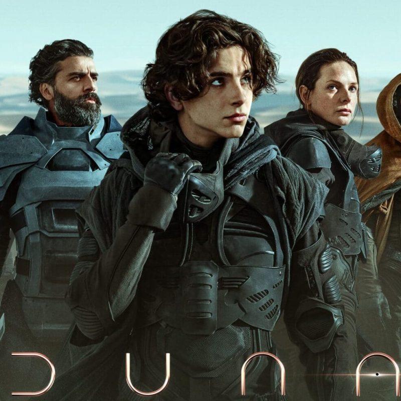 Hoy se estrenó Dune, la nueva película de Denis Villeneuve y aquí te presentamos a los cinco personajes clave de esta épica galáctica