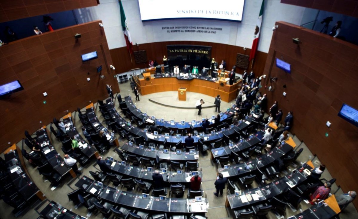 Después de su aprobación en San Lázaro, el Senado comienza la revisión de la Miscelánea Fiscal 2022 para su votación en la cámara revisora.