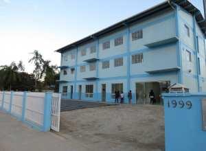 Centro de Educação Infantil Carlos Rohweder - foto de Marcelo Martins
