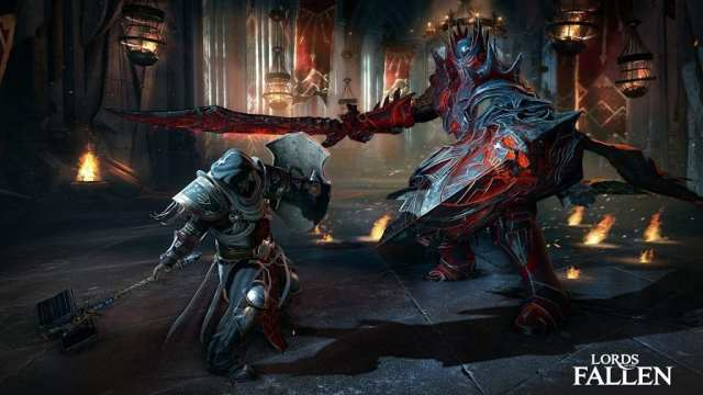 Lords os The Fallen