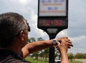 Horário de verão representa redução da demanda de energia (Arquivo/Agência Brasil)