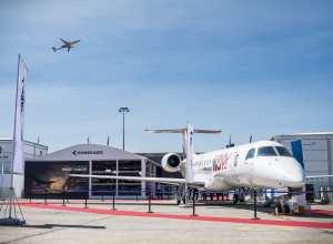 Exposição da Embraer