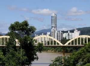 Ponte dos Arcos de Blumenau (Marcelo Martins)