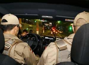 Polícia Militar de Blumenau - foto de Giovanni Silva