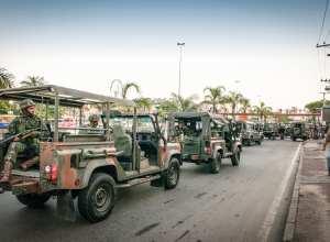 Exército Brasileiro em GLO