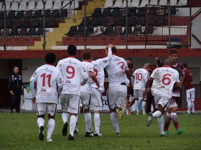 BEC vence o Juventos (Thiago Cisilo Gomes)