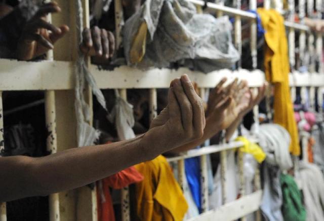 Projeto de lei prevê que preso terá re ressarcir Estado por despesas na prisão (Arquivo/Agência Brasil)