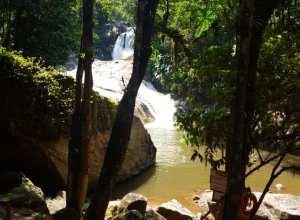 Cachoeira do Venzon, em Botuverá (CBM)