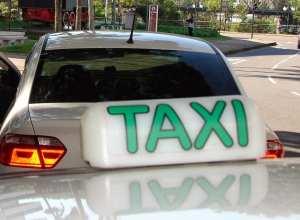 Táxi em Blumenau