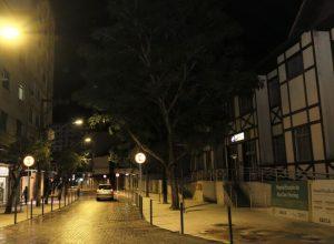 Rua Curt Hering - foto de Eraldo Schnaider