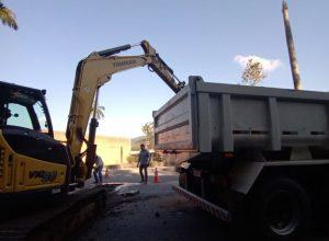Samae executa setorização da Rua Amazonas