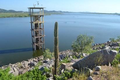 Image result for barragem de serrinha em Serra Talhada