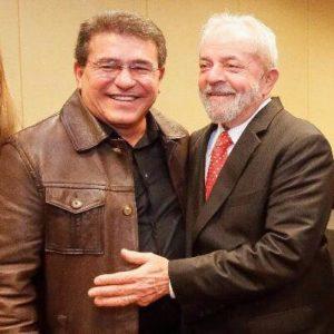 Resultado de imagem para foto de Luciano Duque e Lula