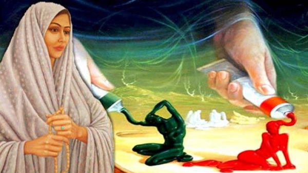 Photo of سیکولر شعرا کی محبوبہ پیکرِ حسن و جمال شاعرہ